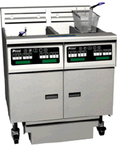 Pitco system fryer
