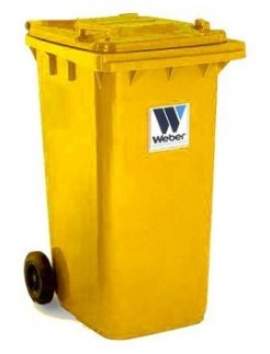240L Yellow Weber